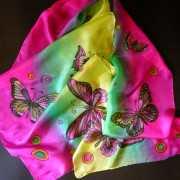 pillangos-selyemstola