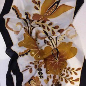 aranyvirág selyemsál